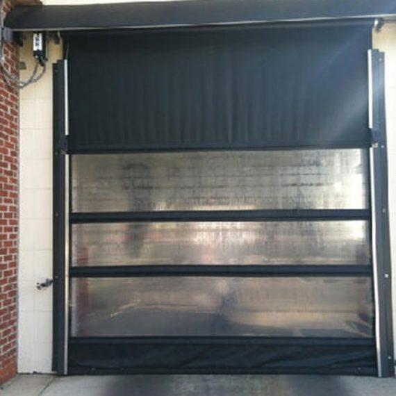 Commercial Door Installation | Citgo Car Wash West Bloomfield MI