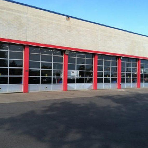 Commercial Door Installation | Belle Tire White Lake MI