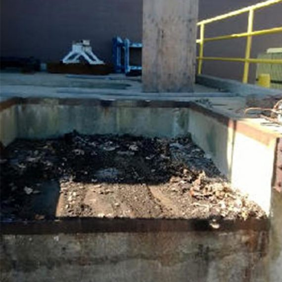Commercial Dock Installation | Cequent Before