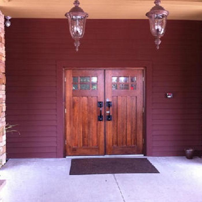 Commercial Doors Installation   Iroquois Club Bloomfield Hills MI & Commercial Entry Door   Overhead Door West