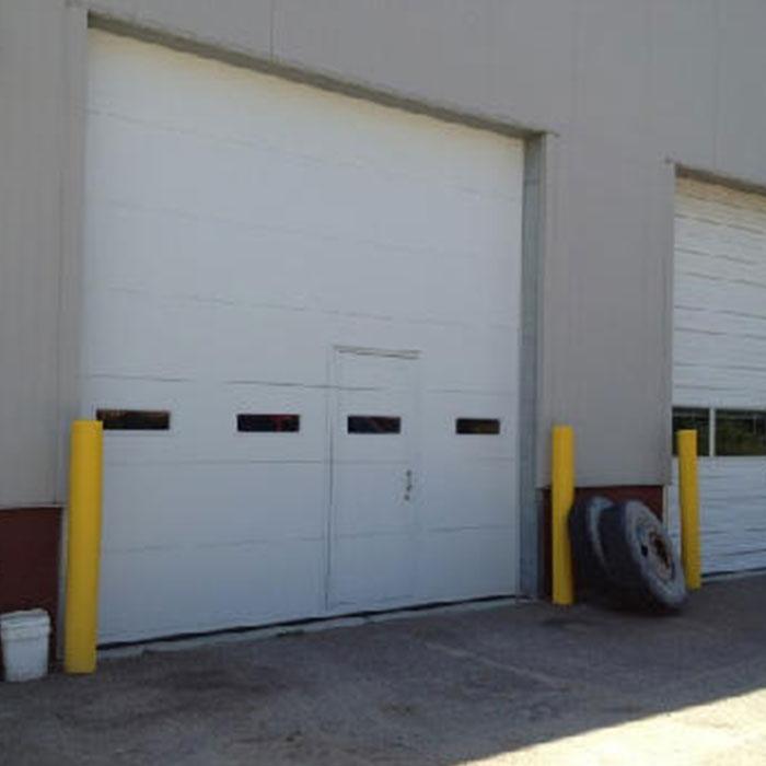Commercial door installation lincoln schools warren mi for Garage door companies in michigan