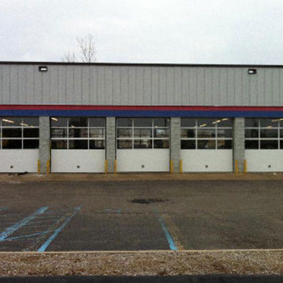 Commercial Door Installation | Firestone After