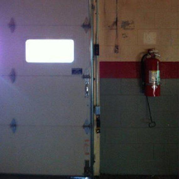 Commercial Door Installation | Shoreline Collision