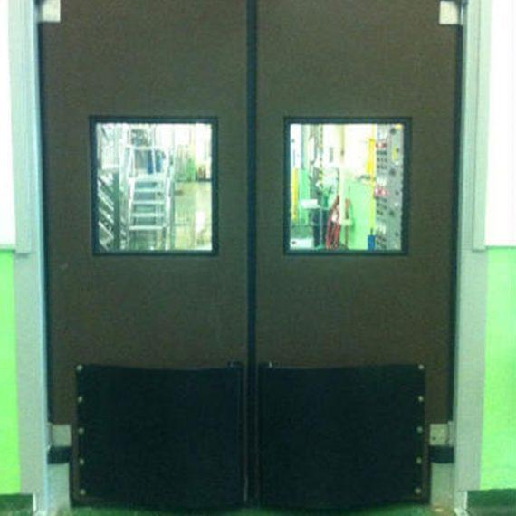 Commercial Door Installation | American Soy Duras Impact Door