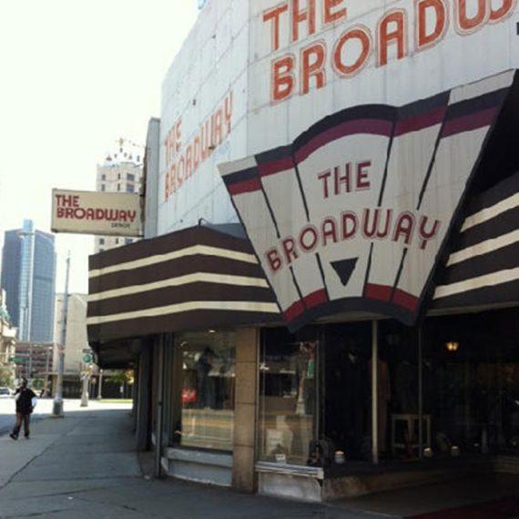 Commercial Door Installation | The Broadway Theater Doors