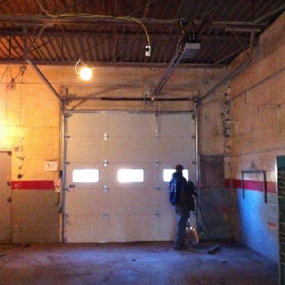Commercial Door Installation | Shoreline Collision After